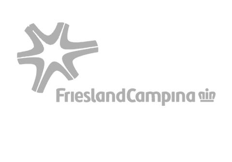 Friesland Campina: dairy products